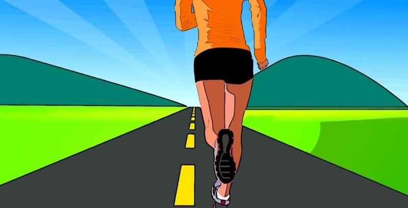 running-butt